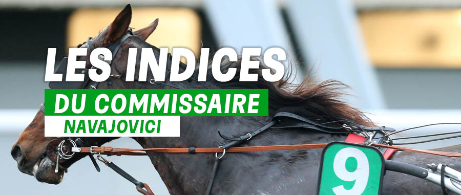 Indices navajo trot jour